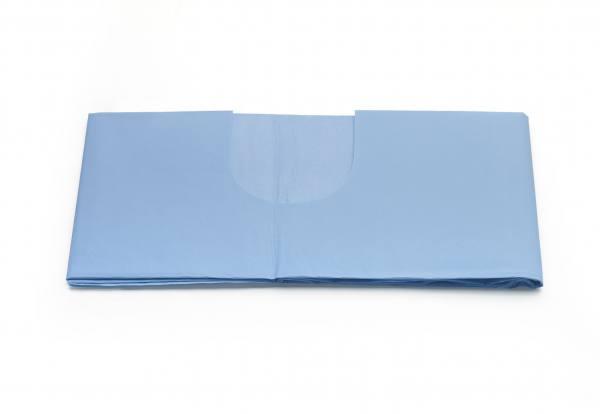 OP-Abdecktuch mit U-Ausschnitt - 100x150cm