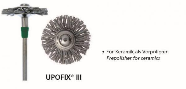 Universalpolierer UPOFIX III - Für Keramik als Vorpolierer