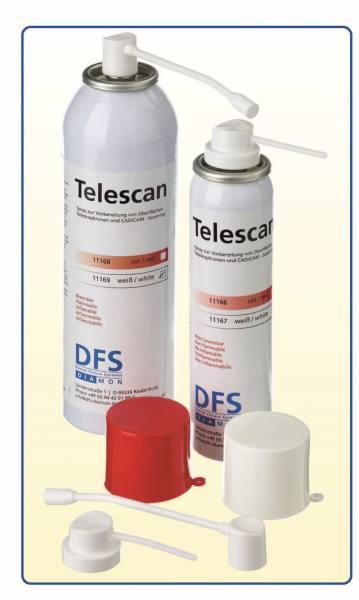 Telescan Spray 75 ml oder 200 ml Sprühflasche - Für Vorbereitung von Oberflächen