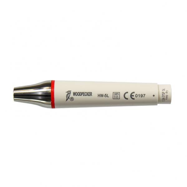 Handstück mit Lichtleiter Woodpecker / EMS