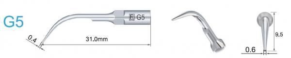 G5 Zahnsteinentfernung - Ultraschallspitze