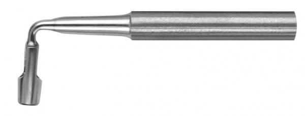 Schleinhautstanze - Zirkuliermesser - 3 Durchmesser - Edelstahl