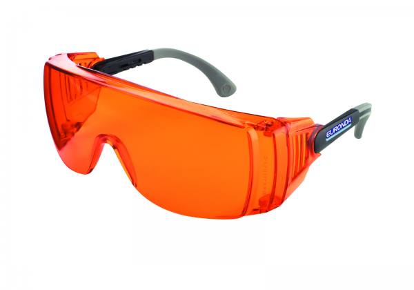 Schutzbrille Light Orange