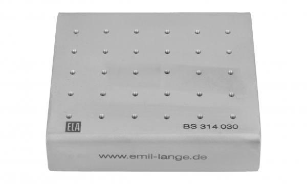Bohrerständer Schaft FG 314 für 30 Bohrer