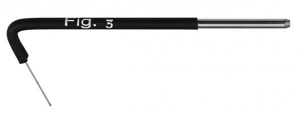 Elektrode - Monopolar Schaft FG Figur 3