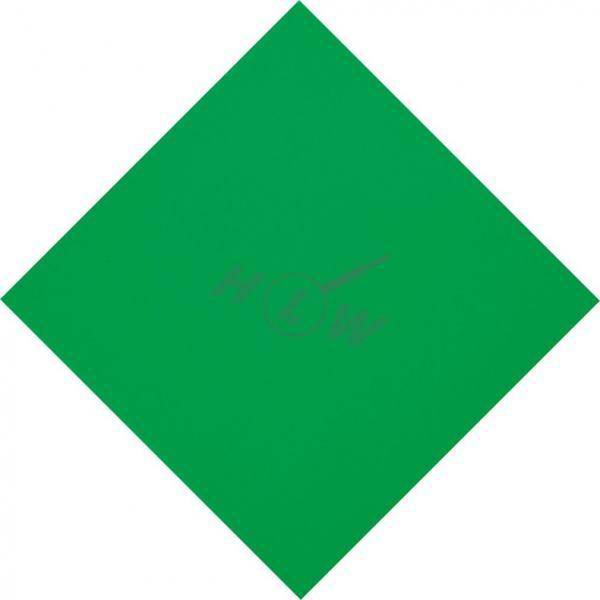 Kofferdam grün - VPE 36 Stck. - 150 x 150 mm - versch, Materialstärken