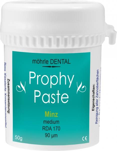 """Prophy Paste MDPM01 medium """"Minz"""" RDA 170 / 90 µm"""