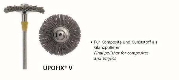 Universalpolierer UPOFIX V - Für Keramik und Kunststoff als Glanzpolierer