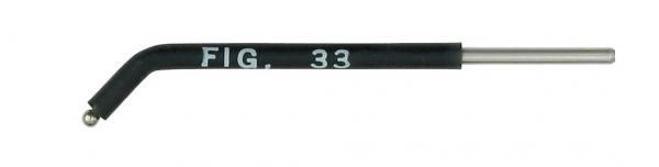 Elektrode - Monopolar Schaft FG Figur 33