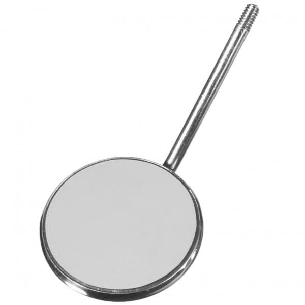 Mundspiegel Front surface Durchmesser 24 mm
