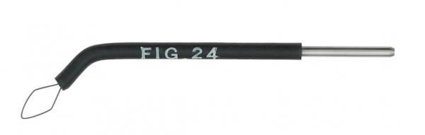 Elektrode - Monopolar Schaft FG Figur 24