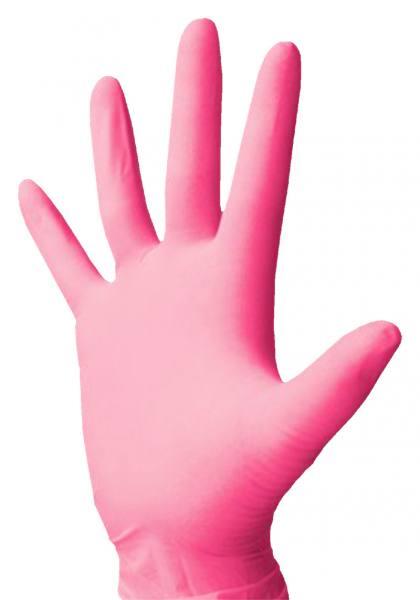 Medizinische Einmalhandschuhe aus Nitril color