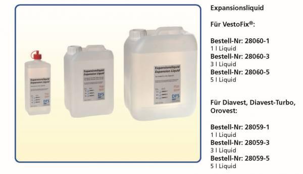Expansionsliquid für VestoFix, Diavest, Diavest-Turbo, Orovest