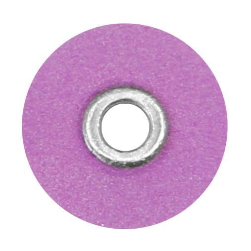 Finierscheibe Ø10mm klein, Pop on, Medium