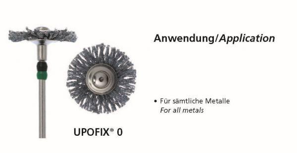 Universalpolierer UPOFIX 0 - für sämtliche Metalle